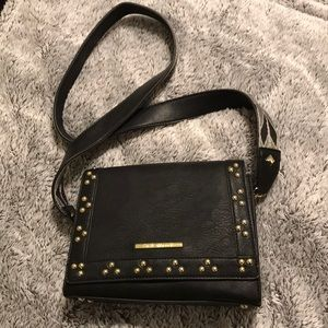 Steve Madden Guitar Strap Crossbody Purse